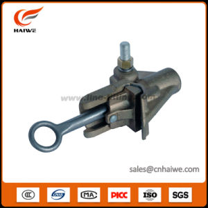 Aluminum Alloy Hot Line Clamp for Pole Line Hardware pictures & photos