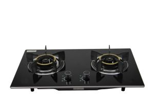 Gas Stove with 2 Burners (QW-SZ8019)