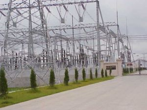 Power Transmission and Distribution Line Substation Steel Structure pictures & photos