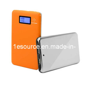9000mAh Dual USB Output Mobile Phone Accessory Power Bank