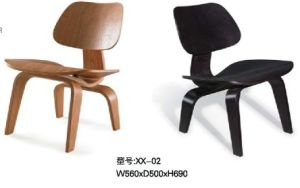 High Quality Wooden Eames Plywood Chair (XX-02) pictures & photos