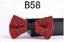New Design Fashion Men′s Knitted Bowtie (B58) pictures & photos