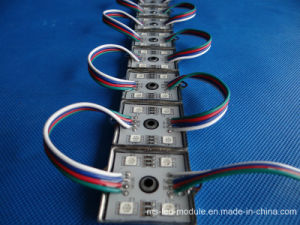 Super Brightness 12V RGB LED Module 5050 for Channel Letter pictures & photos