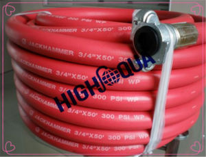 Jackhammer Rubber Air Hose Jackhammer Air Hose pictures & photos