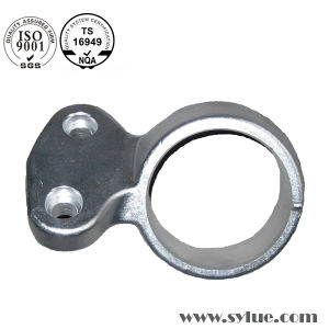 Ningbo Professional Us Type Punch Industrial Galvanized Quick Pipe Clamp pictures & photos