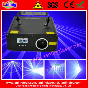 Single Blue 500MW Stage Laser Show pictures & photos