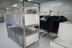 Conveyor Trolley for LED Panel