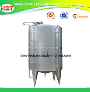 Stainless Steel Double Layer Storage Tank pictures & photos