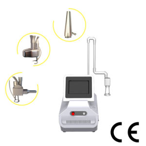 Portable Facial CO2 Fractional Laser for Skin Tightening (MB07) pictures & photos