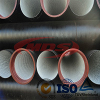ISO2531 / En545 / En598 Ductile Iron Pipe Class K9 for Water Supply pictures & photos
