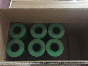PVC Flagging Tape with Green Color pictures & photos