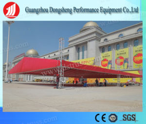 Outdoor Aluminum Stage Roof Truss System for Big Event & China Outdoor Aluminum Stage Roof Truss System for Big Event - China ...