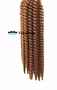 Synthetic X-Pression Braid Heat Resistant