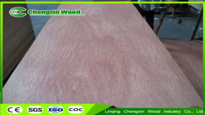Bb/Bb BB/CC Okoume Plywood (For Packing and Furniture application) Ce Fsc Keruing Cheapest Plywood
