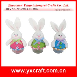Easter Decoration (ZY14C961-1-2-3 22CM) Happy Easter Day pictures & photos