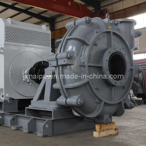 Single Stage Centrifugal 6/4 Mining Material Slurry Pump of China