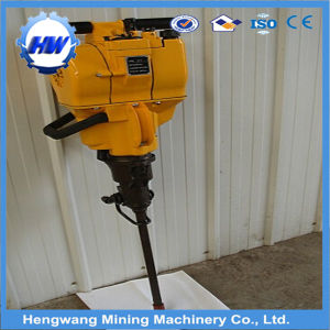 Max Drilling Depth 6m Yn27 Gasoline Rock Drill pictures & photos