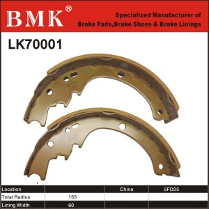 High Quality Forklift Brake Shoes (LK70001) pictures & photos
