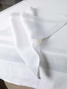 Table Cover&Napkin / Hotel Textile (DPR3019) pictures & photos