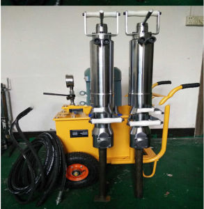High Quality Rock Splitter with Hydraulic Pump