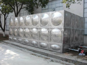 Stainless Steel Water Tank with Cooling Unit pictures & photos