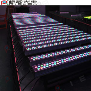 84LEDs RGB and RGBW Washer Bar Light for City Color pictures & photos