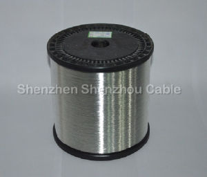 Wire Cable Copper-Coated Welding Wire CCAM with Tin Coating