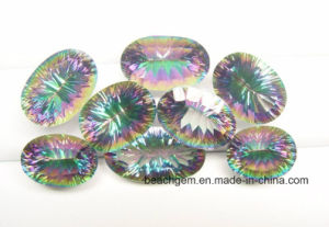 Rainbow Mystic Quartz or Topaz for Jewellery Setting