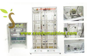 Transparent Elevator Teaching Aids Lift Teaching Model Vocational Training Equipment