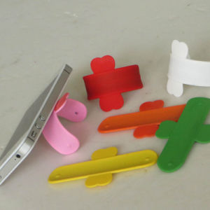 Wholesale Silicone Mobile Stand Holder pictures & photos