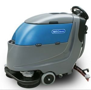 Dycon Battery Powered Floor Scrubber with Double Brush (FS213) pictures & photos