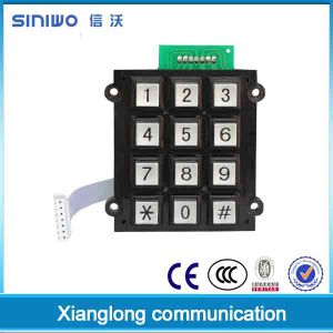 Plastic Digital Keypad Door Lock|Door Knob With Keypad|Payphone Public  Phone Industrial Phone