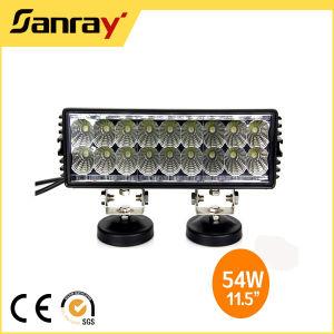 China 8 36w Battery Powered Led Light Bar China 8 Inch Led Light