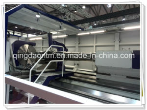 High Performance Horizontal CNC Lathe for Turning Grinding Air Shaft (CG61100) pictures & photos
