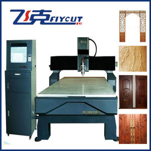 Flycut Single Head Professional CNC Wood Engraving Machinery pictures & photos