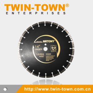 Laser Welded Saw Blade-for Concrete