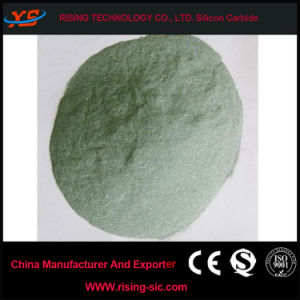 F280 High Purity Green Silicon Carbide Powder Abrasives for Polishing Cutting