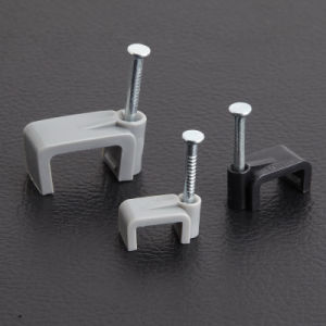 Flat Calbe Clips (PE, CHF-8mm) pictures & photos