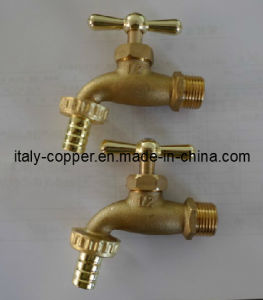 Ce&ISO Certificated Quality Brass Casting Bibcock (AV2015) pictures & photos