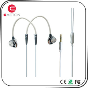 OEM Branding Metal Wired Earphone for Mobile Phone