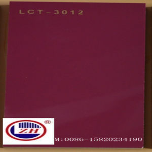New Scratch Proof Lct Glossy MDF Board for Kitchen Furniture (ZH-3012) pictures & photos