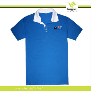China Custom Design Your Own T Shirt New Design Embroidery Polo