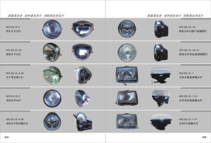 Motorcycle Headlight pictures & photos