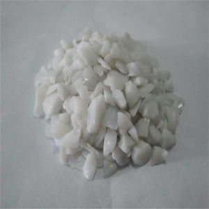 3-6mm White Porcelain Crushed/Broken Glass, Glass Sand /Rock for Counter Top pictures & photos