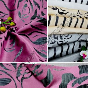 Hot Fleece Furnishing Fabric W/Backing for Home Textile 148-150cm Width pictures & photos