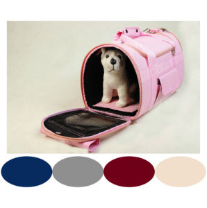 PU Pet Carrier with Customized Size