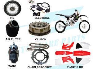 China 4 Stroke Honda Crf250 Dirt Bike Parts - China Dirt Bike Parts ... 9853e3e78dd3