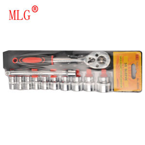 12PCS 3/8 Sleeve Wrench Set (6608B)