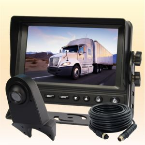 Rearview System with 5-Inch Digital TFT Monitor Waterproof Camera pictures & photos