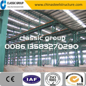 Economic Hot-Selling Easy Build Steel Structure Building with Crane pictures & photos